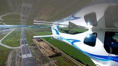 George airport on take off SA