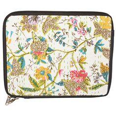 JTH I-Pad Bag Multi Color - (20 cm * 10 cm) by #vintagehandicrafts