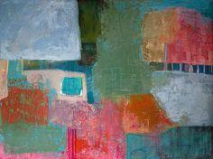 Untitled, Acrylic on canvas, 30x40 by Tania Iraheta