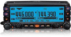 FTM-350AR -A Totally New Advanced 144 / (220)* / 430 MHz 50 W FM MobileTransceiver