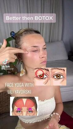 Beauty Care Routine, Skin Care Routine Steps, Facial Tips, Facial Yoga, Face Exercises, Healthy Skin Tips, Skin Care Remedies, Face Skin Care, Tips Belleza