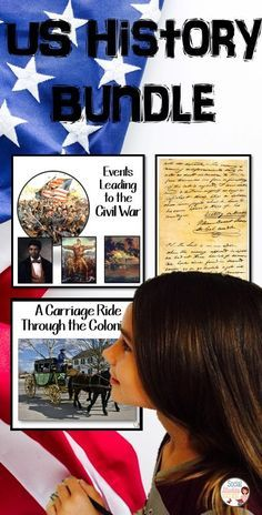 Buy lessons to start off your year and save! Purchase the bundle of American history activities for huge savings! In this bundle, you will receive all of my American history lessons – from a Carriage Ride through the Colonies to activities for the Civil War and Reconstruction. Each of these lessons involve an Interactive Student Notebook component and are designed for maximum engagement for your students.