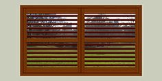 "Use our ""Shutter My Window"" tool on our website to see exactly what your shutter will look like. Shutters: San Antonio Shutters, Plantation Shutters, San Antonio Custom Window Treatments 