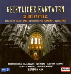 Hilke Helling - Sacred Cantatas: Der Gerechte, Der Ob Er Gleich Zu Zeitlich Stirbt