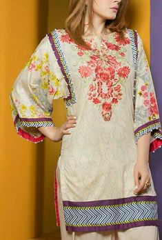 Stylish Dresses For Girls, Stylish Dress Designs, Simple Dresses, Casual Dresses, Fashion Dresses, Women's Fashion, Summer Dresses, Pakistani Formal Dresses, Pakistani Fashion Casual