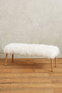 Shop the Luxe Fur Bench and more Anthropologie at Anthropologie today. Read customer reviews, discover product details and more.