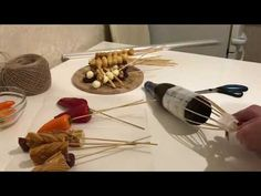 Подарок на 23 февраля. - YouTube Food Bouquet, Candy Bouquet, Valentine Baskets, Valentine Gifts, Gourmet Gifts, Food Gifts, Vegetable Bouquet, Fruit Box, Chocolate Bouquet