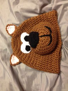 Scooby doo hat by ABreezeCreations on Etsy, $20.00