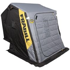 Frabill R2-TEC Thermal Guardian Flip-Over Shelter (2-3 anglers) 7052
