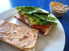 chipotle mayo sandwich 2