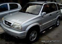 Suzuki Grand Vitara δερμα-ζαντεσ αριστο '01 - 4.500 EUR (Συζητήσιμη)