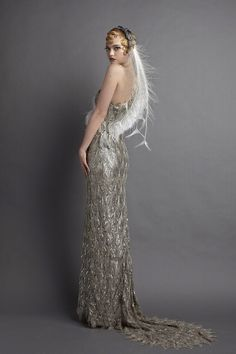 One of Catherine Martin's stunning designs for #TheGreatGatsby #1920s #fashion
