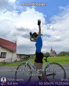 #VZfit ride from Újezd pod Troskami, Hradec Králové Region