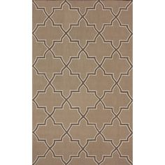 sand   nuLOOM Handmade Alexa Moroccan Trellis Wool Rug (7'6 x 9'6) | Overstock™ Shopping - Great Deals on Nuloom 7x9 - 10x14 Rugs