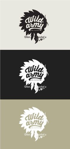 Wild Army, Kids Revel Clothes by Alex Ramon Mas