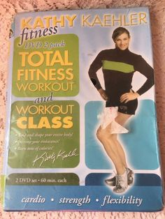 633bad9a77c9d Kathy Kaehler Basics  Total Fitness Workout (DVD