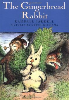 The Gingerbread Rabbit by Randall Jarrell http://www.amazon.com/dp/0060533021/ref=cm_sw_r_pi_dp_IE59tb1F7XH68