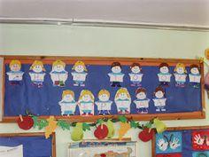 Πέρυσι είχαμε φτιάξει με τα παιδιά την παρακάτω κατασκευή για τη 28Η Οκτωβρίου που τη χρησιμοποιήσαμε και στο σκηνικό μας.     Αυτά είναι... 28th October, Kindergarten, About Me Blog, Education, Ideas, Back To School, Billboard, Kindergartens, Onderwijs