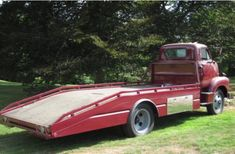 1952 Chevroler COE Car Hauler For Sale Rear