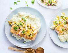 Découvrez notre délicieuse recette de pavé de saumon riche en vitamine D.