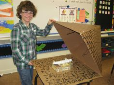 Build a Pyramid Project | 3d Pyramid School Project Pictures to Pin on Pinterest ...