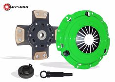 CLUTCHXPERTS STAGE 3 CLUTCH KIT For 2000-2005 MITSUBISHI ECLIPSE GT GTS 3.0L V6