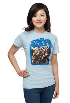 Exclusive Retro Star Wars Ladies' Tee
