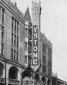 the graystone ballroom detroit - Google Search