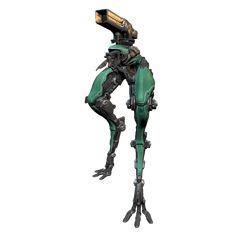 MOA robot - Warframe