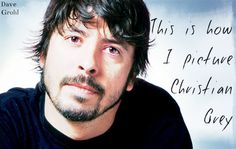 Grohl is my Grey <3