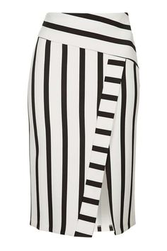 Shop Petite skirts at Topshop. Skirt Outfits, Dress Skirt, Midi Skirt, Calf Length Skirts, Topshop Skirts, Stripe Skirt, Mode Style, Stylish Outfits, Fashion Dresses