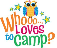 camping clip art | All scouts should bring the following with them this weekend: