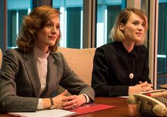 Halt and Catch Fire Season 3 - Promo image: Donna and Cameron