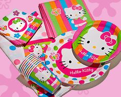 21 Best Hello Kitty 1 Year Old Party Images Birthday Ideas First