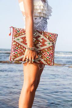 TatiTati Style  ➳➳➳ Pochette Marrakech