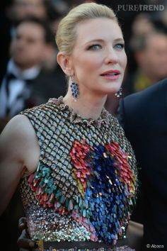 Cannes 2014 : Cate Blanchett robe Givenchy