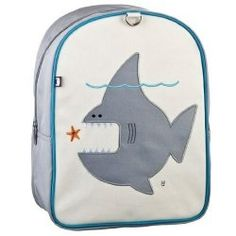 Beatrix Little Kid Nigel Shark Backpack