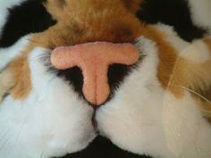 Tiger head part 7