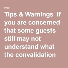 Convalidation of marriage wording for invite marrying my best tips warnings if you are concerned that some guests still may not understand what the convalidation ceremony is follow up in person or by phone to answer fandeluxe Gallery