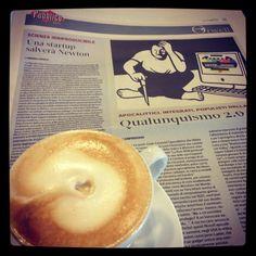 eFFe, Orwell 5 e cappuccino