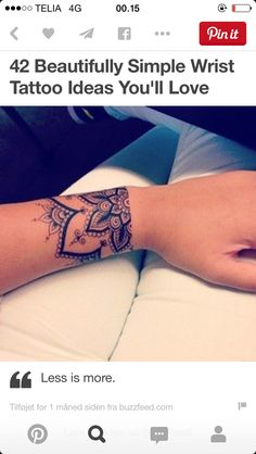Love it! Tattoo