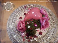 Valentinstag 2013 - Tischdeko