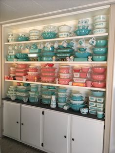 My Pyrex pride and joy