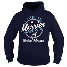STANDARD SCHNAUZER T-SHIRTS, HOODIES, SWEATSHIRT (39$ ==► Shopping Now)
