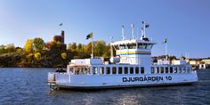 Local boat transport - Visit Stockholm - The official guide
