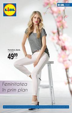 POC Oferte Supermarket online | LIDL -Feminitatea in prim plan