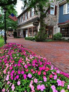 Peddler's Village, PA