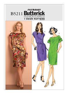 B5211 | Butterick Patterns