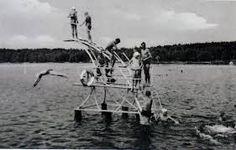 Bad Segeberger Sprungturm 1960
