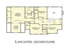 The Lancaster Model by Castle Rock Builders